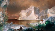 The Icebergs, Church