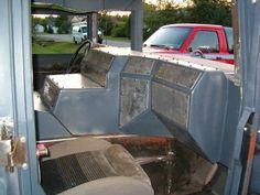 convertir un vieux pick up en hummer h1 tuning ford f 150 6   Convertir un vieux pick up en Hummer H1   tuning transformation pick up photo ...