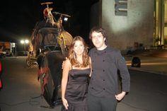 Con Edith Serrano conductora en HECHOS con Javier Alatorre!!! buena vibra!!!