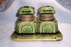 double inkwell from the collection of Thomas Andriach