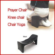 Meditation chair Chair Yoga Prayer Chair reading stand knee protect