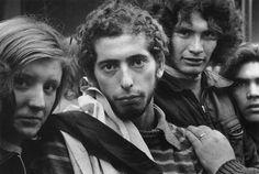 Los muchachos peronistas (1974)  © Sara Facio