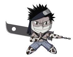 Naruto - Zabuza - Chibi by lilomat on DeviantArt