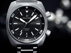 HALIOS Laguna II | HALIOS Vancouver - Dive + Sport Watches