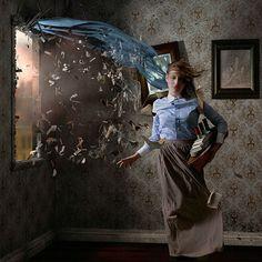 asylum-art:   Jamie Baldridge – Surreal Works - 恋を夢見る王子様は... ♔ ♔ ♔ ♔ ♔ ♔ ♔ ♔