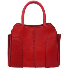 Tod s Women Small Sella Leather Top Handle Bag ( 2 6a9577102fef7