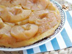 Tarte tatin aux pommes - Recette Ptitchef