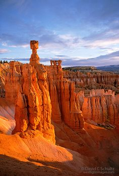 Thor's Hammer at Bryce Canyon National Park, Utah (Photo: David Schultz)
