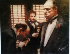 The Godfather, the Handkiss