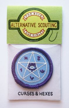 alternative scouting merit badge.