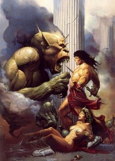 Ken Kelly - Conan