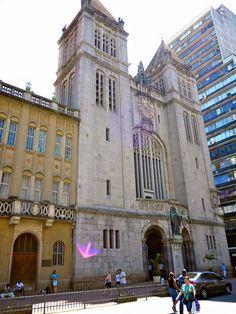 Mosteiro de São Bento em São Paulo