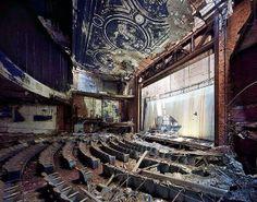 Theater in Tsjernobyl (fotograaf onbekend)