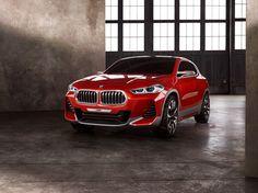 2016 Paris Motor Show – BMW X2 Concept