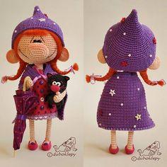 Добрый вечер, дружочки!✨#дубоклёпы_куклы  Есть у вас новогоднее настроение? Накупили подарков уже, нарядили ёлку?