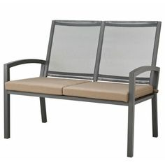 Smithwick Metal Patio Bench
