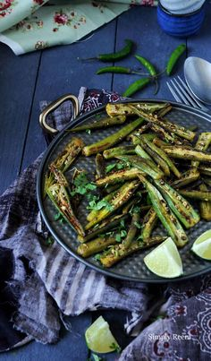 Spiced Okra | 30 Delicious Things To Cook In September