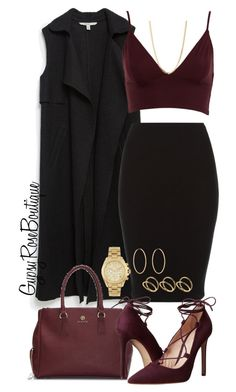 """#646"" by gypsyroseboutique on Polyvore featuring Zara, Massimo Matteo, Bianca Pratt, ASOS, Michael Kors and Loren Stewart"