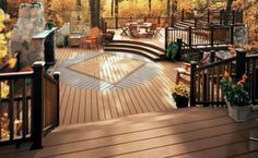 oh to have a deck like this...