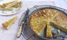 Plakkerige boterkoek met amandelen - Uit de keuken van 8 Uit de keuken van 8