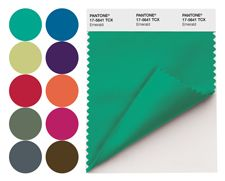 Pantone - Fashion Color Report Collection - Women's Fall 2013