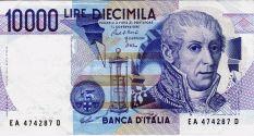 Diecimila Lire - Italy