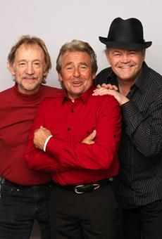 Peter, Davy & Mickie - Three of my favorite guys from my youth.