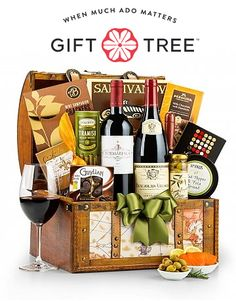 b39e64d067c47 Chance to Win a Gift Tree Around the World Wine Chest Sweepstakes -- Ends  Sunday