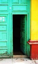 Door in Peru