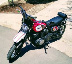 Yamaha Motorcycles, Cafe Racer, Scrambler, Bobber, Classic, Vehicles, Derby, Yamaha Motorbikes, Rolling Stock
