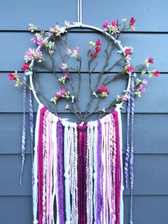 The Moondance Dream Catcher Dreamcatcher Boho by BohemianReveries