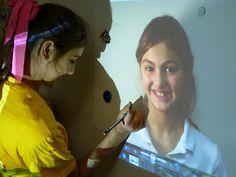 The Calvert Canvas: Adventures in Middle School Art!: Here's What's Happening...