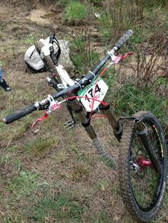 Having a furious riding can be expensive #MTB #DH