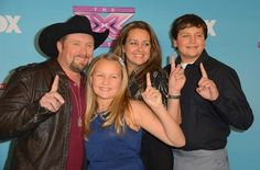 Family is #1 for rising country music singing star Tate Stephens!