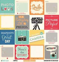 Taste of Life: Stickers para agenda e planner
