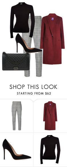 """""""STYLEMARIAN"""" by marian-garcia-gonzalez on Polyvore featuring Alexander Wang, Theory, Gianvito Rossi and Chanel"""