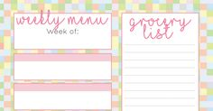 Spring Printable Meal Planning Template.pdf