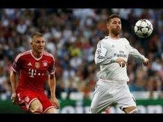 Bayern vs Real Madrid - 4-28-2014 0-4 score