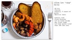Texas has reversed the tradition of allowing Death Row inmates their final meal choice. | 12 Pictures Of Death Row Prisoners' Last Meals