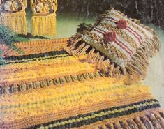 Macrame Weaving Book 1977 EBook Instant Download by PConnerCrafts