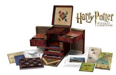 Harry Potter Wizard's Collection (Blu-ray / DVD ) « Blast Gifts