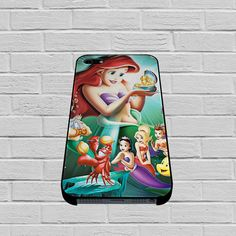 Ariel The Little Mermaid case of iPhone case,Samsung Galaxy #case #phonecase #hardcase #iPhone6case