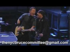 Bruce Springsteen - We Take Care of Our Own 04/09/12 Madison Square Garden, NYC