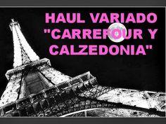 """Haul variado Julio """"Carrefour y Calzedonia"""" - http://yoamoayoutube.com/blog/haul-variado-julio-carrefour-y-calzedonia/"""