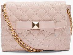 MARC JACOBS Beige Large Single Lindy Bag