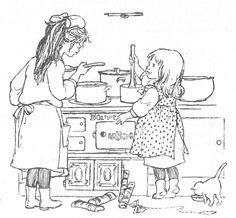 Ilon Wikland : Madieke Coloring Books, Coloring Pages, Elsa Beskow, Art Template, Templates, Children's Book Illustration, Kids Playing, Embroidery Patterns, Childrens Books