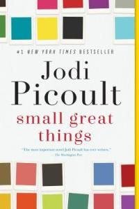 With richly layered characters and a gripping moral dilemma that will lead readers to question everything they know about privilege, power and race, SMALL GREAT THINGS is the stunning new page-turner from York Times bestselling author Jodi Picoult. Small Great Things Book, Good Books, Books To Read, Ya Books, Amazing Books, Free Pdf Books, Free Ebooks, This Is A Book, The Book