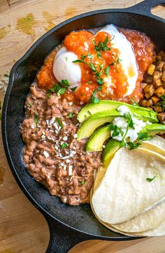 out more here huevos rancheros with roasted tomato sauce breakfast ...