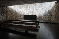 Clássicos da Arquitetura: Igreja do Centro Administrativo da Bahia / João Filgueiras Lima (Lelé) | ArchDaily Brasil