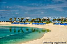 Great Stirrup Cay is a private island paradise, reserved just for Norwegian Cruise Line guests. The white-sand beaches, and crystal clear turquoise waters filled with sea turtles and colorful tropical fish embody the best of the Bahamas. Have you visited this private island paradise? #travelagentknow
